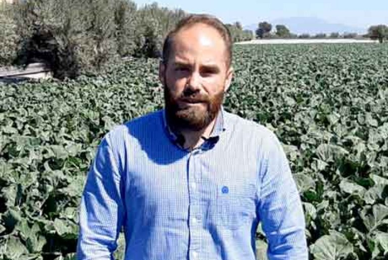 agricultor Antonio Lopez
